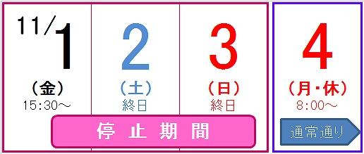 島根銀行の全銀システム休止期間中の他行への振込および他行からの振込スケジュール