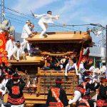 岸和田だんじり祭とは?歴史や由来は?特徴と見どころポイントやマップを紹介!